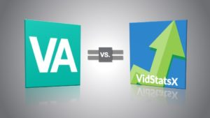 VideoAmigo vs. VidStatsX