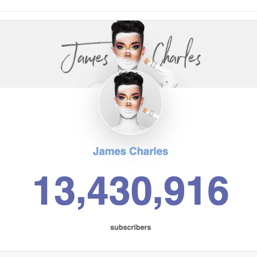 Did Tati Westbook inflict a lasting blow to James Charles' YouTube Subscriber count?