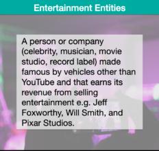 Description-Entertainment-Entities