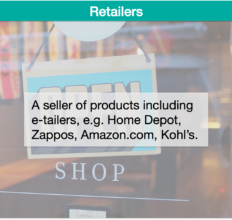 Description – Retailers