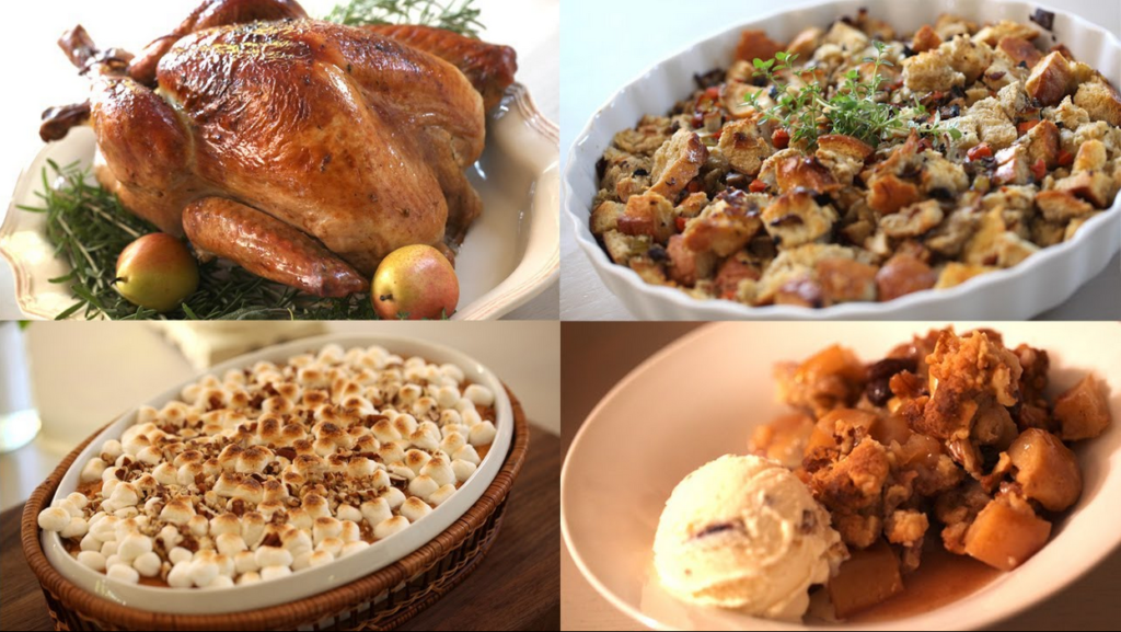 A Perfect (YouTube) Thanksgiving Dinner