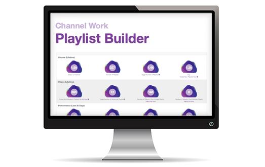 VideoAmigo • Free Tool • Playlist Builder