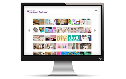 VideoAmigo • Free Tool • Thumbnail Explorer