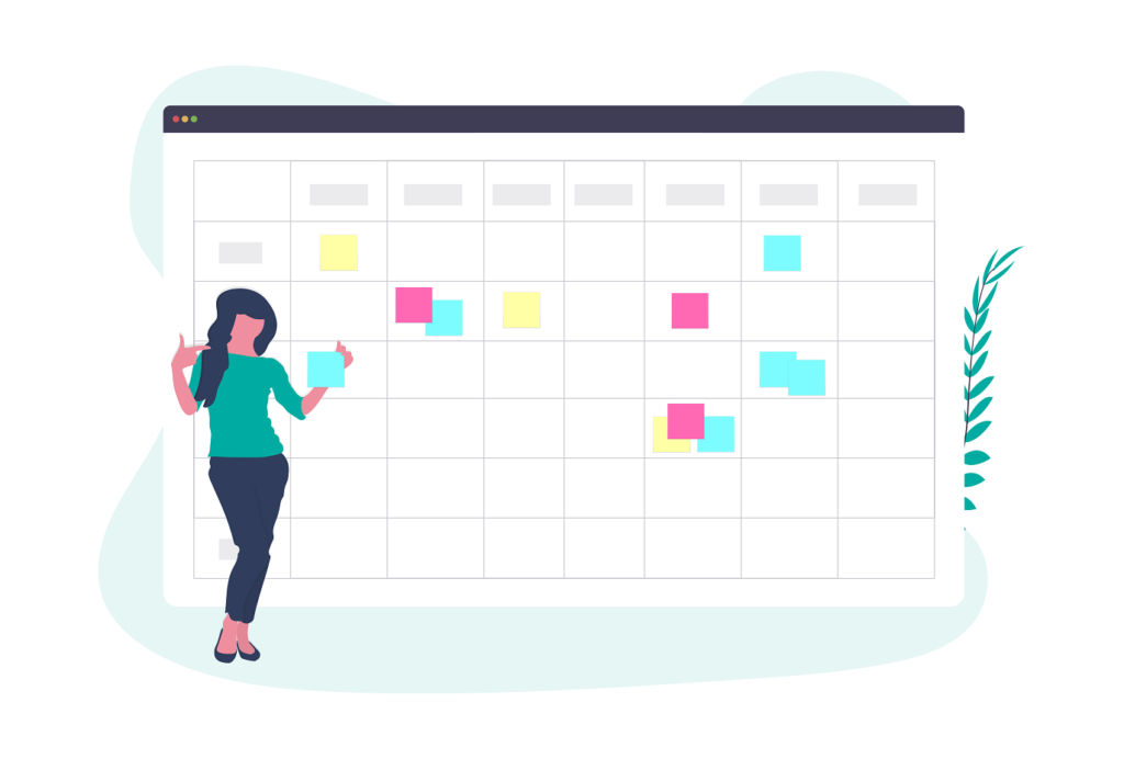 Map Out A Publishing Schedule... and Stick To It