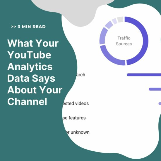 What Your YouTube Analytics Data Says About Your Channel