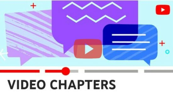 Video Chapters Set to Eclipse Thumbnails on YouTube