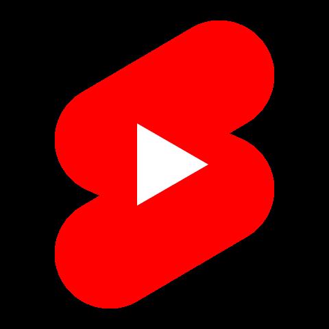 YouTube Shorts Icon.